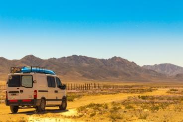 en Chile, yendo en direccion al norte Argentino 10/2017 aprox